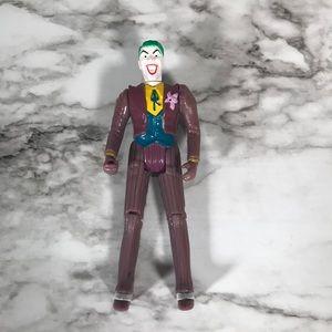 Vintage 1989 Joker Action Figure